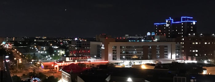 The O Bar is one of The 15 Best Places with Scenic Views in Oklahoma City.
