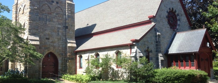 St. Peter's By-the-Sea, Episcopal Church is one of Episcopal Churches in Rhode Island.