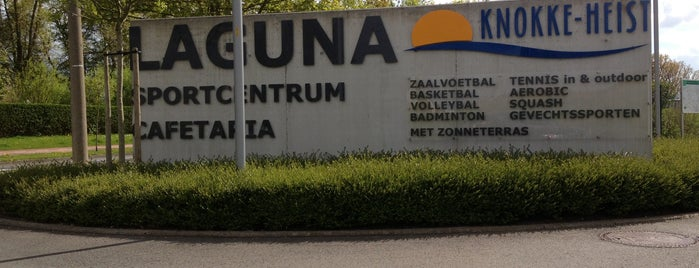Sportcentrum Laguna is one of Knokke ❤️.