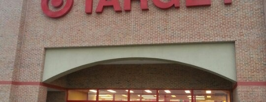 Target is one of places.