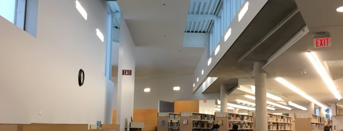 Ajax Library - Main Branch is one of Free WIFI Hot Spots in Durham Region.