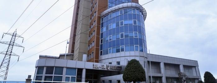 Teker İş Merkezi is one of KAYNAK HOLDİNG.