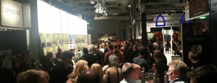 Stockholm Beer & Whisky Festival is one of What I want to do in Stockholm.