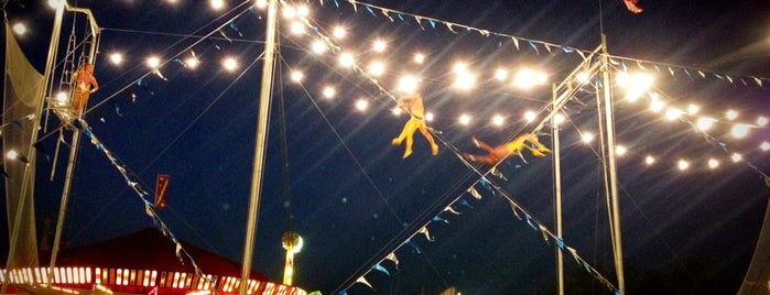 Kutztown Fair Grounds is one of Places I have been to.