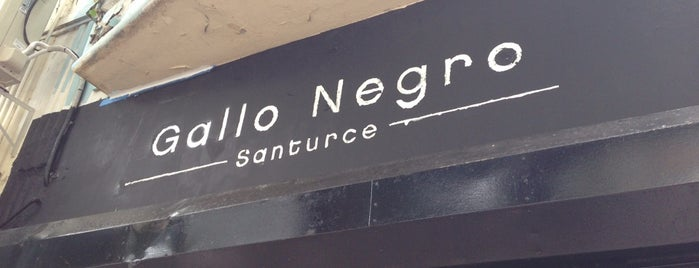 Gallo Negro is one of My Favorite Food Spots.