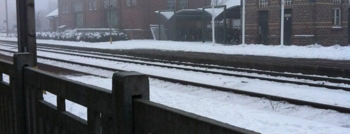 Station Wevelgem is one of Bijna alle treinstations in Vlaanderen.