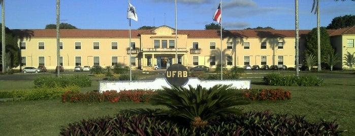 UFRB - Cruz Das Almas is one of Todo dia.