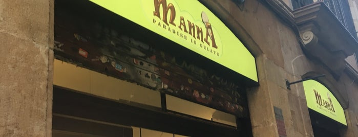 Mannà Gelats is one of Barcelona.