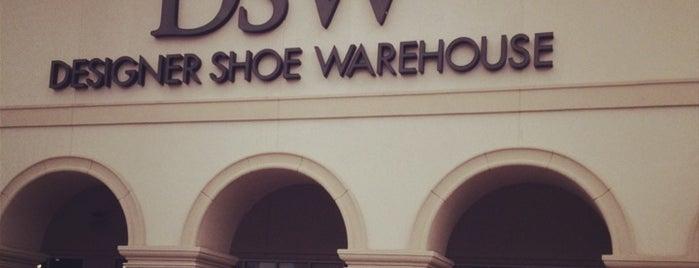 DSW Designer Shoe Warehouse is one of houston nothing.