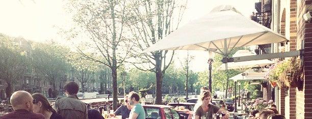 Louter Café Restaurant is one of Werkplekken.