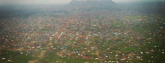 Jūbā   Juba is one of World Capitals.