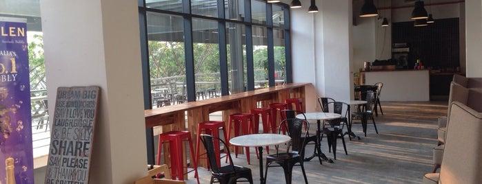 Espresso Garage is one of Johor/JB :Cafe connoisseurs Must Visit.