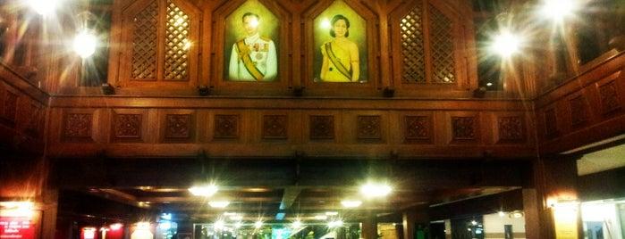 Bangkok Palace Hotel is one of Hotel.