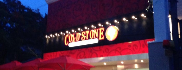 Cold Stone Creamery is one of Dicas.