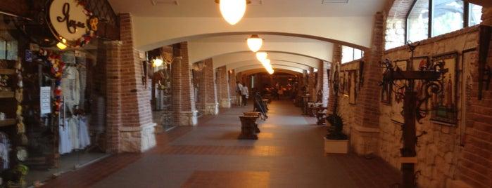 Крепостная галерея «Бастион» is one of Ivano-Frankivsk.