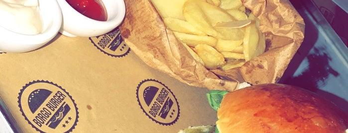 Borgo Burger is one of CiRitorno.