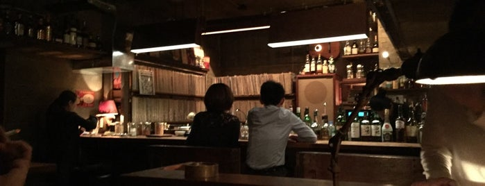 bar track is one of Tokyo Bar.