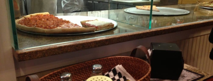 Alfredo's Pizza Café is one of My Places.