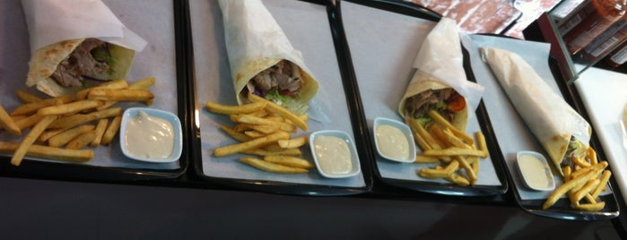 Kebab Paris is one of Restaurantes.