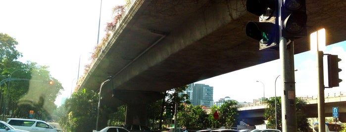 Wayang Satu (Whitley) Flyover is one of Non Standard Roads in Singapore.