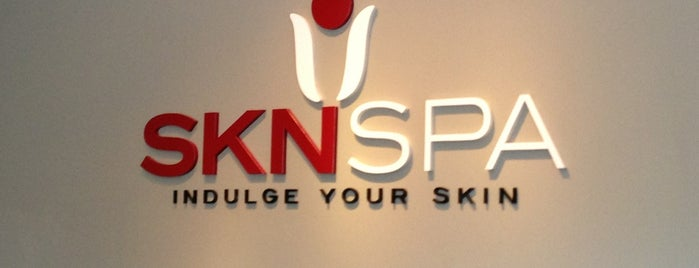 SKN Spa is one of The Hell's Kitchen List by Urban Compass.