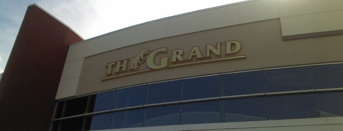 Grand Theater 18 is one of Favorite Places.