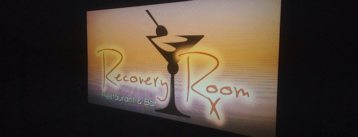 Recovery Room Restaurant & Bar is one of Pascack Eats.