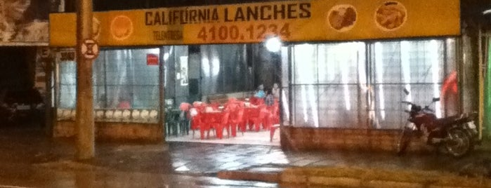 California Lanches is one of Burgers in Porto Alegre.