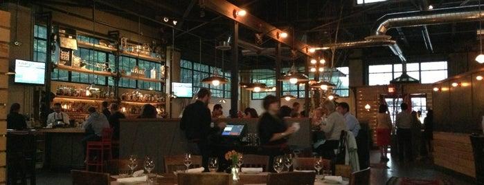 Steel and Rye is one of Boston Restaurants.