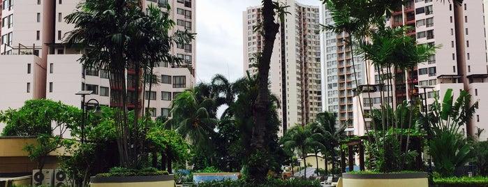 Taman Rasuna Park is one of Mon Carnet de bord.