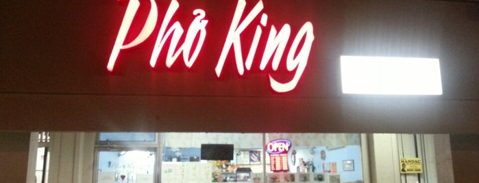 Pho King is one of Favorite Wahiawa Eateries.