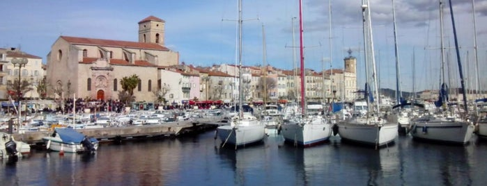 Port de La Ciotat is one of Marseille.