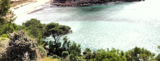 Platges d'Algaiarens (La Vall) is one of MENORCA AGOSTO 12.