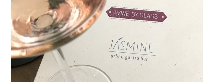 Jasmine Gastro Bar is one of Sofia - Cafés.