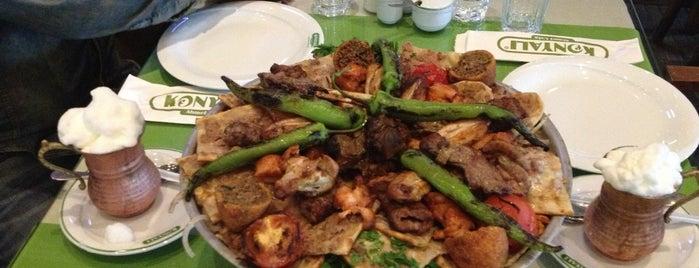 Konyalı Ahmet Usta is one of Restaurants.