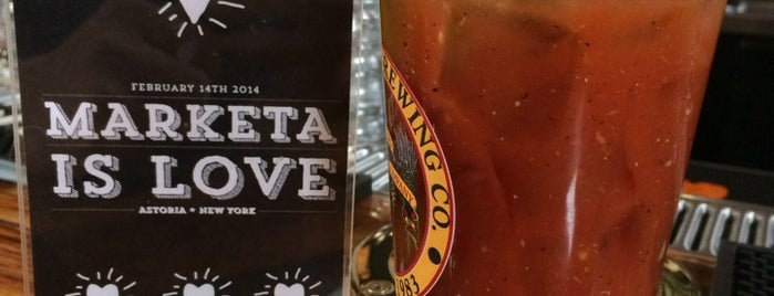 Marketa is one of Favourite Astoria Spots.
