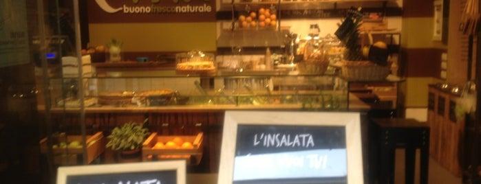 Viva is one of Mangiare vegan a Milano.