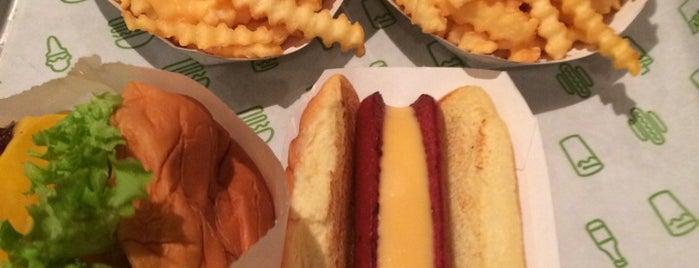 Shake Shack is one of Burgerholic.