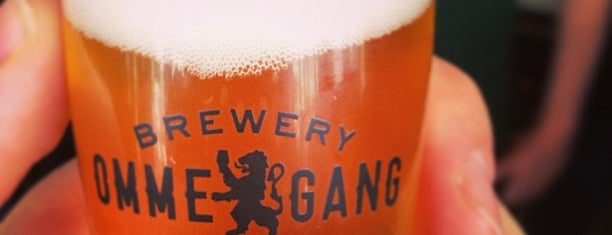 Brewery Ommegang is one of America's Best Breweries.