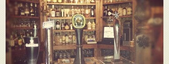 Milltom Irish Pub is one of Bares.