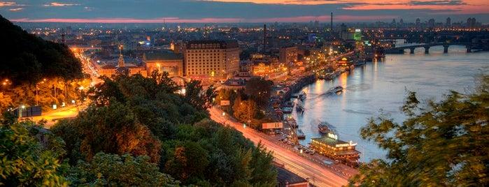 Арка Дружбы Народов is one of Kiev_travel.