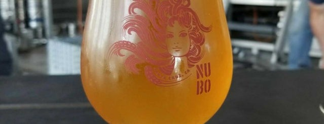 New Bohemia Brewing Co. is one of California Breweries 2.