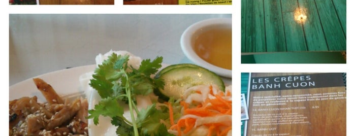 Dao Vien is one of Best Mtl Vietnamese Food.