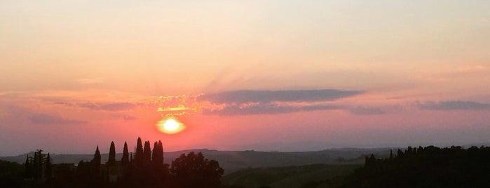 Montalcino is one of Toscana.
