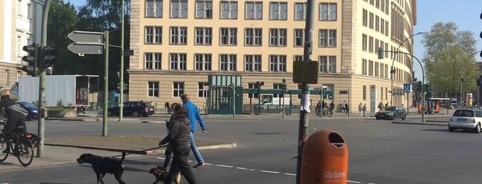 U Kleistpark is one of Besuchte Berliner Bahnhöfe.