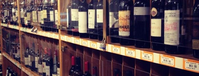 67 Wine & Spirits is one of New York 2014.