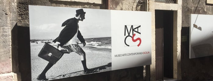 MACS - Museo Arte Contemporanea Sicilia is one of Museen.