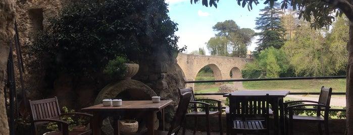 Restaurant Pont Vell is one of Restaurants fora BCN.