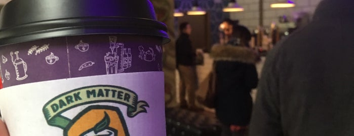 Dark Matter Coffee: Meddle is one of Chicago.