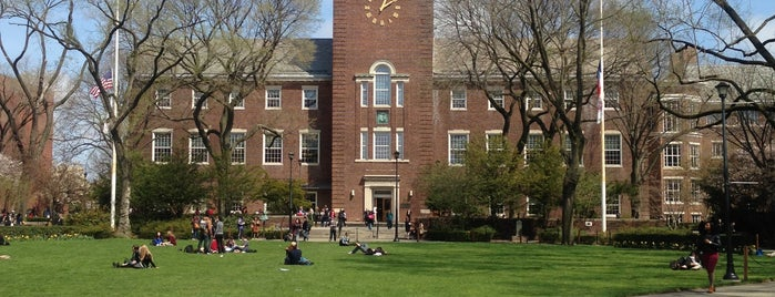 Brooklyn College is one of Residence Hall @ Brooklyn College.